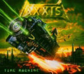 Time Machine - CD Audio di Axxis