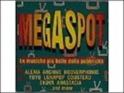 Megaspot 2004 - CD Audio