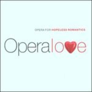 Opera Love - CD Audio