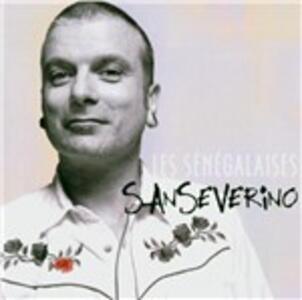 Les Senegalaises - CD Audio di Sanseverino