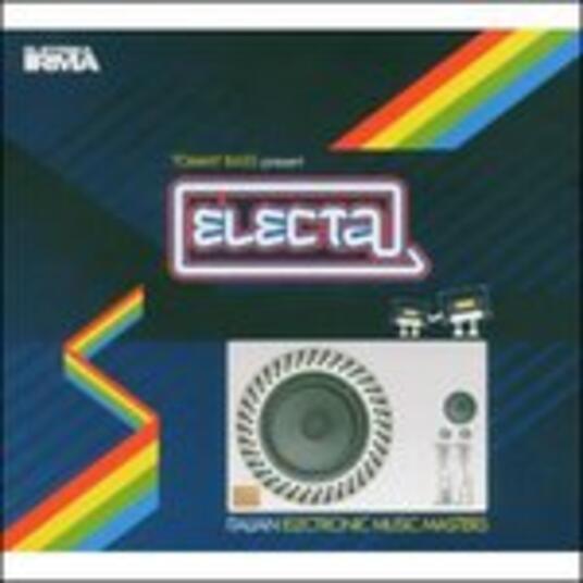 Electal - Vinile LP di Tommy Bass