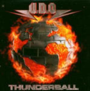 Thunderball - CD Audio di UDO