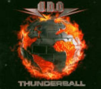 Thunderball - CD Audio di UDO