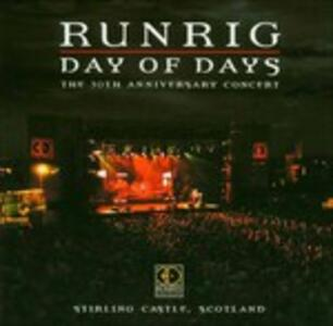 Day of Days - CD Audio di Runrig