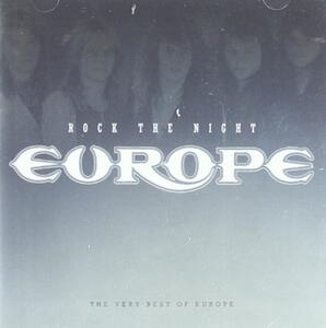 Rock the Night: The Very Best of - CD Audio di Europe