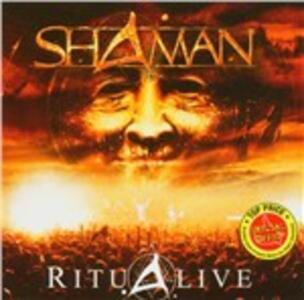 RituAlive - CD Audio di Shaman