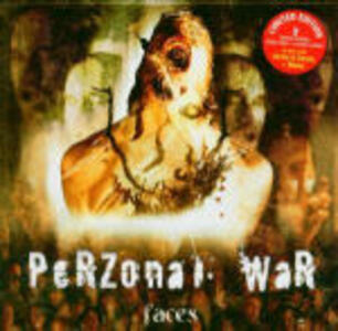Faces - CD Audio di Perzonal War