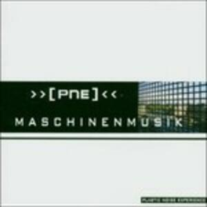 Maschinenmusik - CD Audio di Plastic Noise Experience