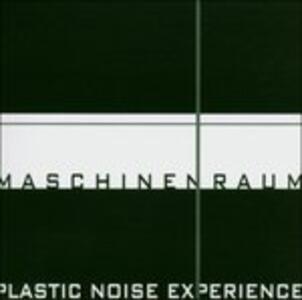 Maschinenraum - CD Audio di Plastic Noise Experience