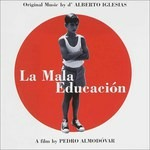 Cover CD La mala educación