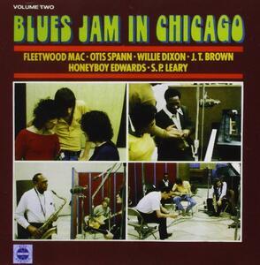 Blues Jam in Chicago vol.2 - CD Audio