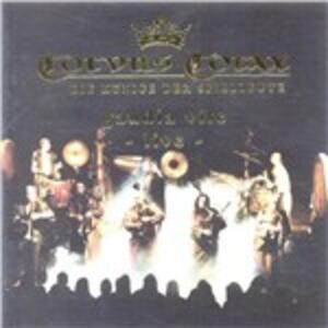 Gaudia Vite. Live - CD Audio di Corvus Corax