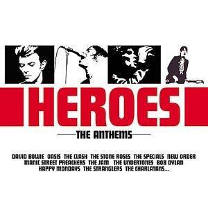 Heroes - CD Audio