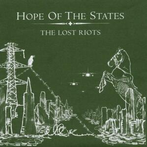 The Lost Riots - CD Audio di Hope of the States