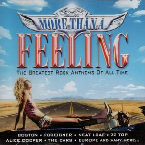 More Than a Feeling - CD Audio