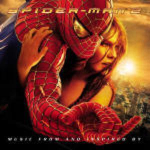 Spider-Man 2 (Colonna Sonora) - CD Audio