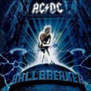 Foto Cover di Ballbreaker, CD di AC/DC, prodotto da Epic
