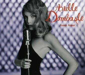 Amor Amor - CD Audio di Arielle Dombasle