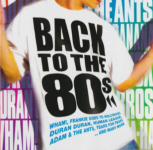 Back to the 80s - CD Audio