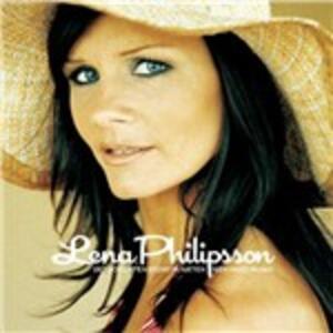 Det Gör Ont En Stund På Natten Men Inget På Dan - CD Audio di Lena Philipssom