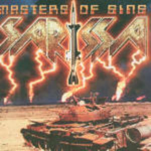 Masters of Sins - CD Audio di Sarissa