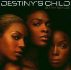 Destiny Fulfilled - CD Audio di Destiny's Child
