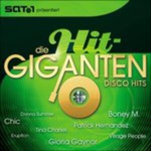 Hit Giganten Disco Hits - CD Audio