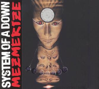 Mezmerize - CD Audio di System of a Down