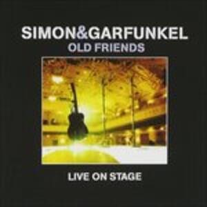 Old Friends. Live on Stage - CD Audio di Paul Simon,Art Garfunkel