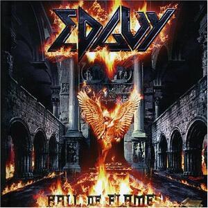 Hall of Flames - CD Audio di Edguy