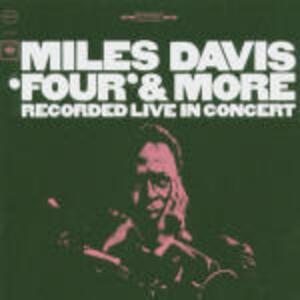 Four & More - CD Audio di Miles Davis