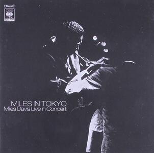 Miles in Tokyo Live in Concert - CD Audio di Miles Davis