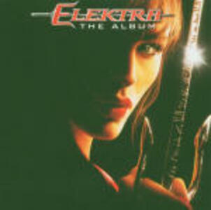 Elektra (Colonna Sonora) - CD Audio
