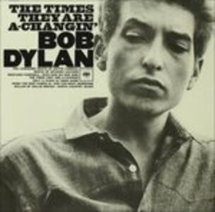 The Times They Are A-changin' - CD Audio di Bob Dylan