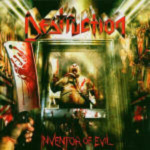 Inventor of Evil - CD Audio di Destruction
