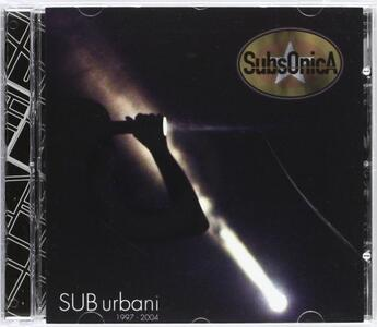 Sub Urbani - CD Audio di Subsonica