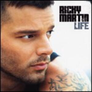 Life - CD Audio di Ricky Martin