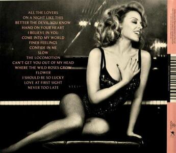 Abbey Road Sessions - CD Audio di Kylie Minogue - 2