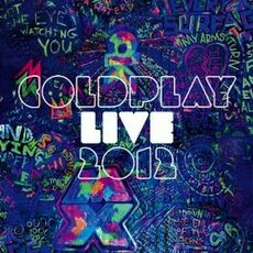 CD Live 2012 Coldplay