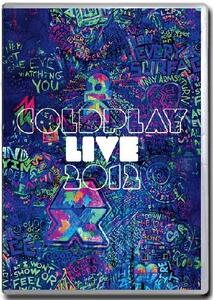 Live 2012 - CD Audio + DVD di Coldplay