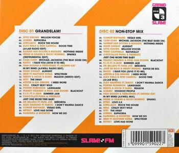 Grand Slam 2012 vol.3 - CD Audio - 2