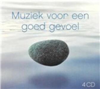 Muziek Voor Een Goed Gevoel - CD Audio
