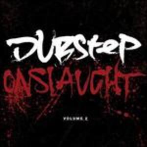 Dubstep Onlaught vol.2 - CD Audio