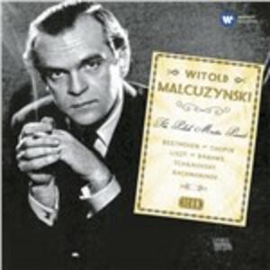 Icon. Witold Malcuzynski - CD Audio di Witold Malcuzynski