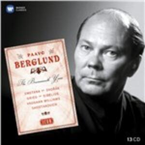 Icon. Paavo Berglund - CD Audio di Paavo Berglund