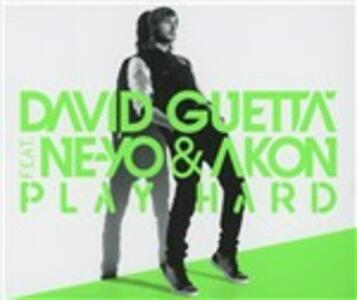 Play Hard Remixes - CD Audio di David Guetta