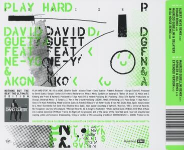 Play Hard Remixes - CD Audio di David Guetta - 2