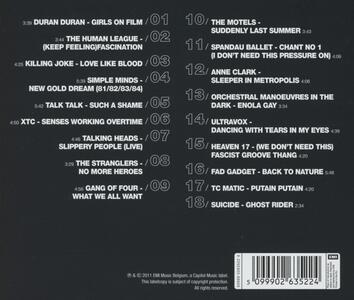 Essential New Wave - CD Audio - 2