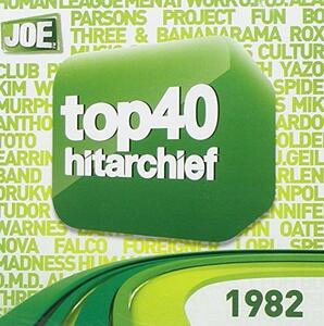 Joe Fm Hitarchief 1982 - CD Audio
