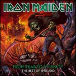 From Fear to Eternity. The Best of 1990-2010 - Vinile LP di Iron Maiden